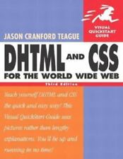 DHTML and CSS for the World Wide Web, Third Edition, Teague, Jason Cranford, 032
