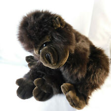 "Fao Schwarz Gorilla Ape Monkey 25"" Jumbo Large Plush Stuffed Animal"