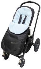 Poussettes, systèmes combinés et accessoires de promenade bleus Jané pour bébé