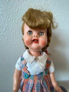 Roddy walker doll, 15 in, hard plastic
