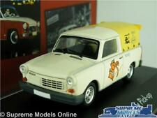 TRABANT 1.1 PICK UP MODEL VAN 1:43 SCALE IXO DDR AUTO KOLLEKTION 7230038 K8