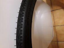 Pneus vélos anciens. 650 b noir demi ballon.  Etrto 44/584