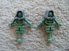 LEGO Harry Potter Minifigs - Rare - 2 Dementor w/ Hoods - 4753 4757 4758 10132