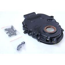 Chevy GMC 5.0 305 5.7 350 Vortec Timing Cover with crank sensor hole 1996-2002