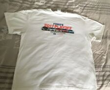 NASCAR Ford's 2017 Playoff Contenders Fusion Mens T Shirt Sz XL White