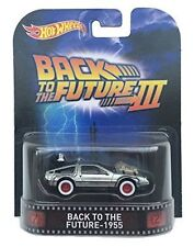 Hot Wheels Back to the Future Diecast Cars, Trucks & Vans
