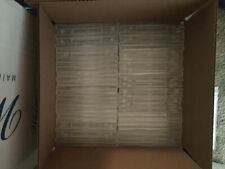50 clear cases 14mm Standard Quality Empty DVD Cases with sleeve