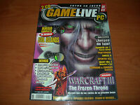 REVISTA GAMELIFE PC Nº27 + JUEGO EVIL ISLANDS + DEMOS