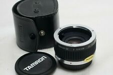 Tamron SP F System 2x Teleconverter For Olympus OM BBAR MC 7 *Mint*