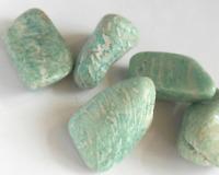 1 Natural Amazonite Crystal Polished Tumbled Stones Reiki Crystal Healing