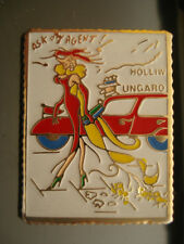 PINS RARE ASK MY AGENT HOLLIW UNGARO PIN UP