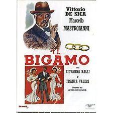 Dvd IL BIGAMO- (1955 ***Vittorio de Sica e Marcello Mastroianni***  ......NUOVO