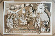 Awkward Guests - Mystery and Deduction Card Game