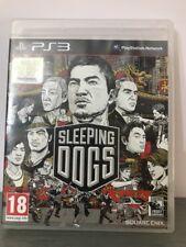 SLEEPING DOGS Ps3 Usato