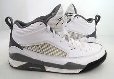 premium selection d3335 0a0b8 Jordan Nike Hombre Vuelo 9.5 Media Superior Zapatillas Blanco Talla 10.5
