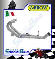 COLLETTORI SCARICO RACING ARROW BMW R 1200 GS ADVENTURE 2010 > 2012 ACCIAIO INOX