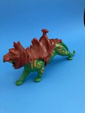 He-Man Battle Cat 1982 MOTU Masters of the Universe Collectible Figure Armor