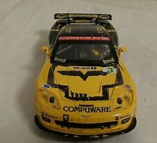 Carrera 30581 Corvette C6R Bad Boys umbau auf Evolution-ohne Licht