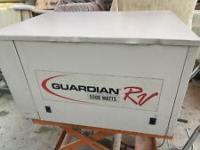 Generac Guardian 5500 Watt Generator Rv Motorhome Generator