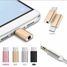 Mini USB Type-C To Audio 3.5mm Jack Earphone USB C Headphone Audio Adapter