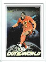 2019 Panini Donruss Soccer Romelu Lukaku (Belgium) OUT OF THIS WORLD
