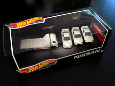Custom 2021 Hot Wheels Nissan Skyline Gt-r Premium Garage 2 X R32 R33 R34 Rig