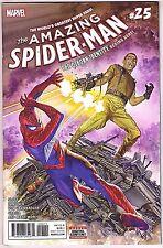 AMAZING SPIDER-MAN#25 VF/NM 2017 MARVEL COMICS