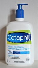 Cetaphil Gentle Skin Cleanser Face and Body All Skin Mild Soap Free Formula 1L