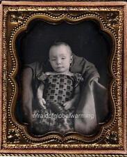 Photo. 1851. Postmortem Small Infant Girl