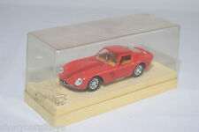 SOLIDO 4506 FERRARI 250 GTO 250GTO 1963 RED MINT BOXED