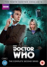 Christopher Eccleston, Noel...-Doctor Who: The Complete Second Series  DVD NEW