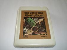 The Guess Who Road Food 8 Track Tape 1974 Excellent Condition~FAST SHIPPING!!