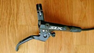 Shimano Deore SLX M7000 Hydraulic Disc Brake - Right Hand Lever & 75cm hose XT