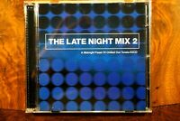 The Late Night Mix 2  -  CD, VG
