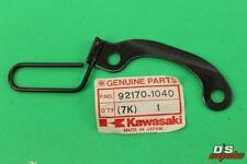 NOS KAWASAKI ZX750 NINJA 1988-1990 CABLE CLAMP 92170-1040