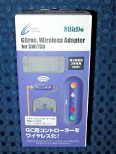 GameCube GC / Wii Classic / SNES Mini Controller Wireless Adapter Tap for Switch