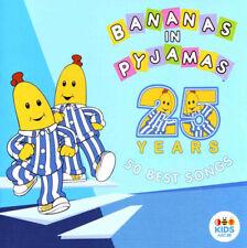Bananas In Pyjamas : 50 Best Songs (CD, 2017, 2-Disc) ABC Kids NEW & SEALED