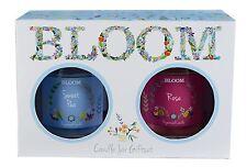 Wax Lyrical Colony 2 Jar Candles Gift Set Bloom Floral Fragrances