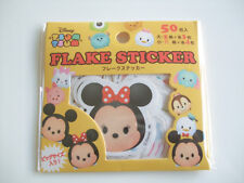Disney TSUM TSUM Kawaii Flake Sticker/50sheets