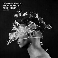 CRAIG RICHARDS, TERRY FRANCIS - FABRIC 100 [New & Sealed] 3 CD