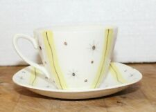 jessie tait design midwinter hollywood cup & saucer 1950s
