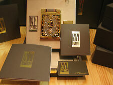 S.T. Dupont Paris Limited Edition 2007 5th AVENUE Table Lighter NEW BNIB