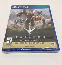 Paragon - Essentials Edition (PlayStation 4) Brand new sealed