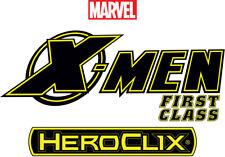 Heroclix: PRESALE X-Men First Class 10-ct booster brick New