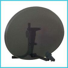 Zone 2 Sky / Freesat 60cm Satellite Dish with Brackets - MK 4 - Fast Dispatch