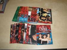 2000 Inkworks Spelling Television Charmed Season 1 72 Card Set