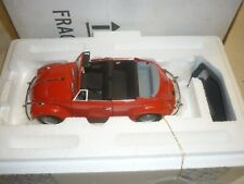 A Franklin mint model of a 1967 Volkswagen Beetle convertible,  Boxed