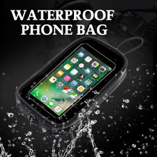 Motorcycle Fuel Tank Bag Magnetic Oil Bag iPhone Cell Phone Phone Holder Pouch