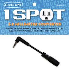 Truetone One 1 Spot 3.5 mm Converter Guitar Pedal Adapter C35 Visual Sound