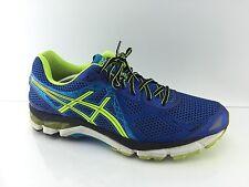 $115 Asics GT-2000 4 Men's Blue/Multi Color Athletic Shoes 12